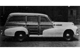 1942 Pontiac Streamliner Series 26 Wagon