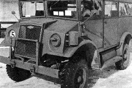 Chevrolet C8A-HUP Heavy Utility, Personnel Carrier