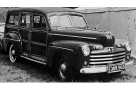 "1946 Ford 69A-79B Super DeLuxe""Woodie"" Station Wagon"