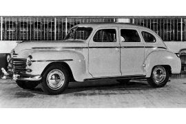 1946 Plymouth Special DeLuxe P-15C