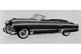 1948 Cadillac Series 62 Convertible