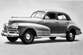 1948 Chevrolet Fleetline Sportmaster Sedan
