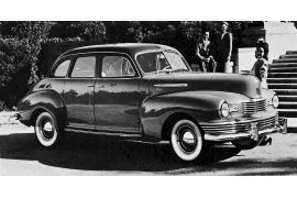 1948 Nash Ambassador Super Sedan