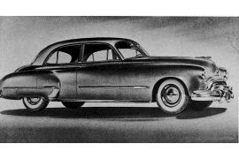 1948 Oldsmobile Series 98 four-door Sedan
