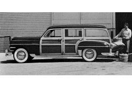 1949 Chrysler Royal Station Wagon