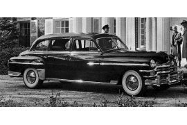 1949 Chrysler Crown Imperial C-47
