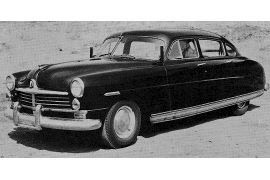 1949 Hudson Commodore Six