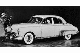 1949 Oldsmobile Series 88 Sedan
