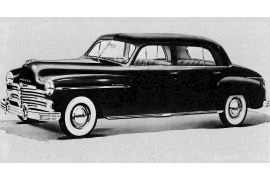 1949 Plymouth P-18 DeLuxe Sedan