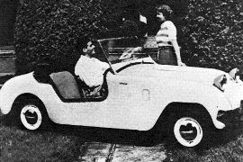 Crosley Model VC Hotshot Roadster