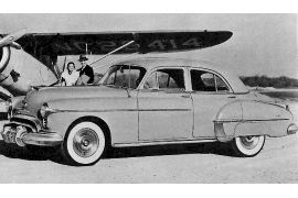 Oldsmobile 88 Futuramic
