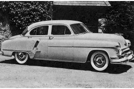 1951 Oldsmobile Super 88