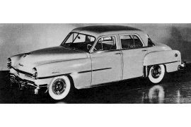 1952 Chrysler Windsor