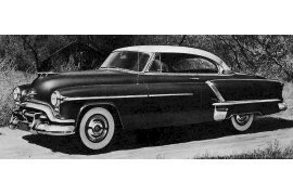 1952 Oldsmobile Ninety Eight