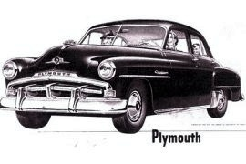1952 Plymouth Cranbrook Hardtop Coupe
