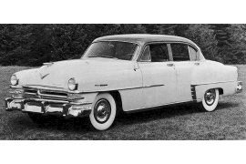 1953 Chrysler New Yorker Sedan
