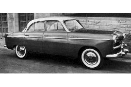 1953 Willys Aero-Ace Sedan