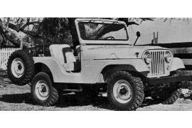 1954 Wilys Jeep