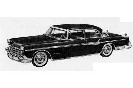 1955 Chrysler C-70 Crown Imperial