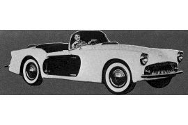 1955 Kurtis 500-M Sports Car