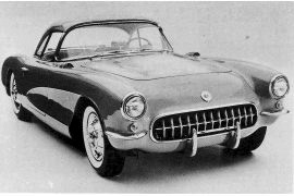 1956 Chevrolet Series 2900 Corvette