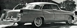 1956 Chrysler C-72 New Yorker Sedan