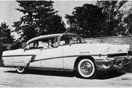 1956 Mercury Montclair Hardtop Sedan