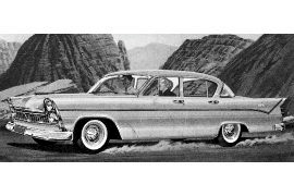 1959 Chrysler Royal AP1 - Australia