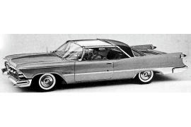 1959 Imperial Crown Southampton two-door Hardtop