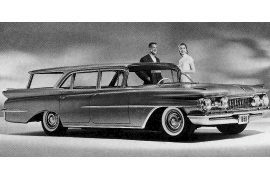 1959 Oldsmobile Super 88 Fiesta Station Wagon