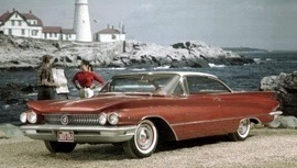 1960 Buick Invicta Convertible