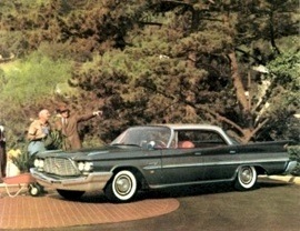 1960 Chrysler Saratoga