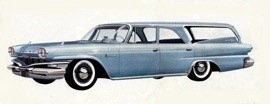1960 Dodge Matador Wagon