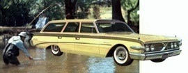 1960 Edsel Villager Wagon