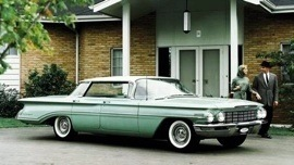 1960 Oldsmobile Dynamic 88 Holiday Sport