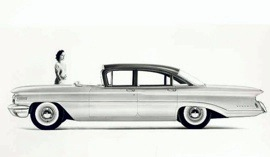 1960 Oldsmobile Dynamic 88 Sedan