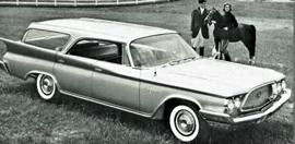 1960 Chrysler New Yorker Wagon
