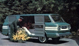 1961 Chevrolet Corvair 95 Van