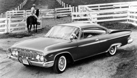 1961 Dodge Dart Phoenix 2 Door Hardtop Coupe