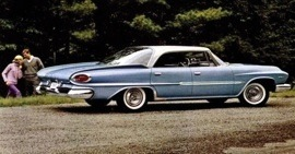 1961 Dodge Polara 4 Door Hardtop