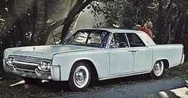 1961 Lincoln Continental 4-Door