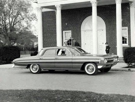 1961 Oldsmobile Super 88 Sedan