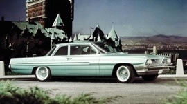 1961 Pontiac Catalina Sport Sedan