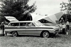 1962 Oldsmobile F-85 Wagon