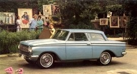 1962 Rambler American 400 2 Door Club Sedan