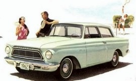 1962 Rambler American Deluxe 2 Door Club Sedan