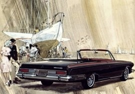 1963 Dodge Polara Convertible