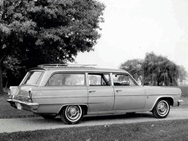 1963 Oldsmobile F-85 Wagon