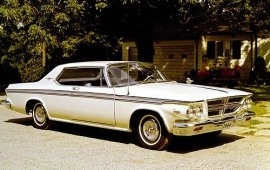 1964 Chrysler 300K Coupe