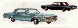 1964 Dodge Polara 4 Door